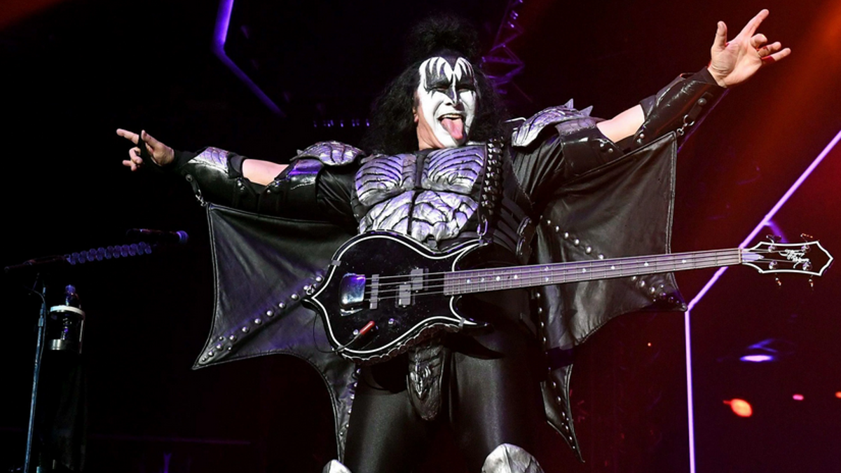 Kiss postpones tour dates after Gene Simmons tests positive for COVID